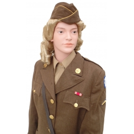 Military Female Caucasian Mannequin FEM3 (without wig & uniform)