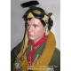 Military Male Mannequin Black Hair MDP16-CN