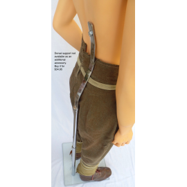 Dorsal Support Rod for Standing Mannequins - Ref DSR