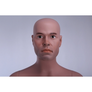 Military Male Caucasian Mannequin MDP14-PT