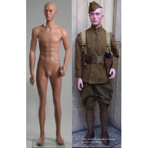 Military Mannequin WW1 WW2