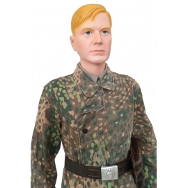 Military Male Mannequin Blond Hair MDP16-CB ( without uniform)