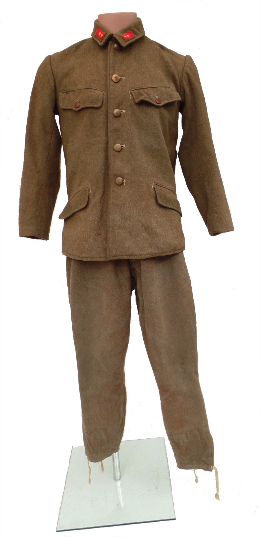 Ihram Kids For Sale Dubai: Military Torso Half Body Tailor Form Ww2 Ww1 Manikin US