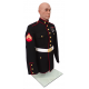 Military Male Half-Body Torso TORH-15